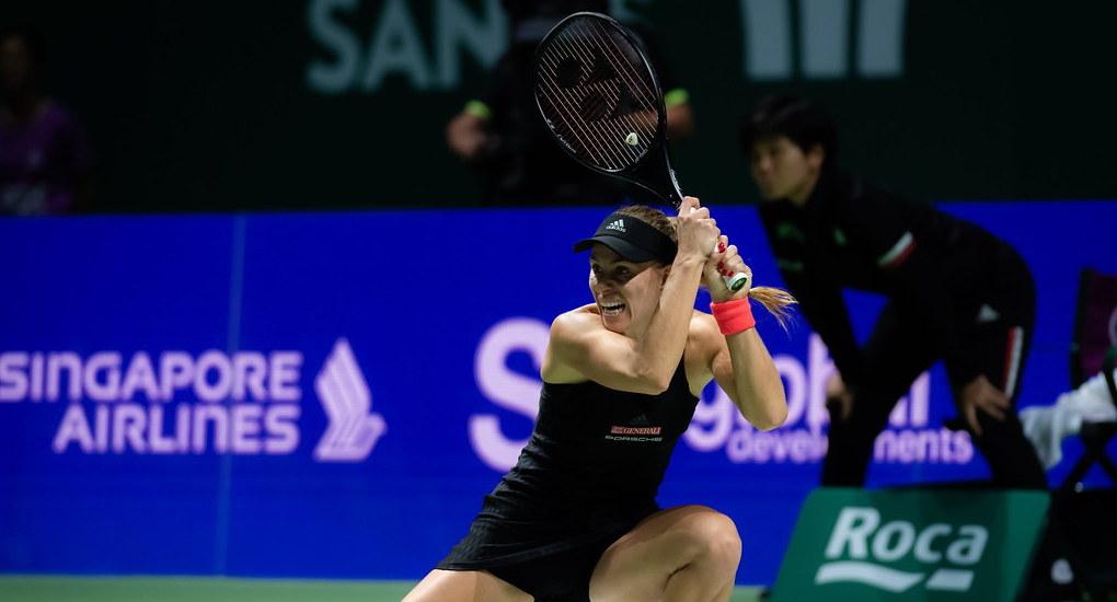 Singapore Airlines WTA Tennis