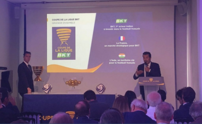 French Football League Pulls In Fast Growing Tyremaker From South