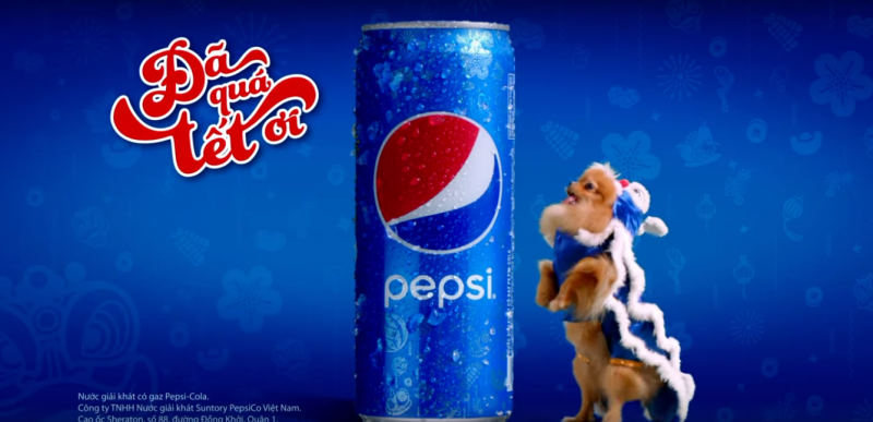 Case Study: Tet-Themed Campaign Strikes A Sweet Spot For Pepsi In
