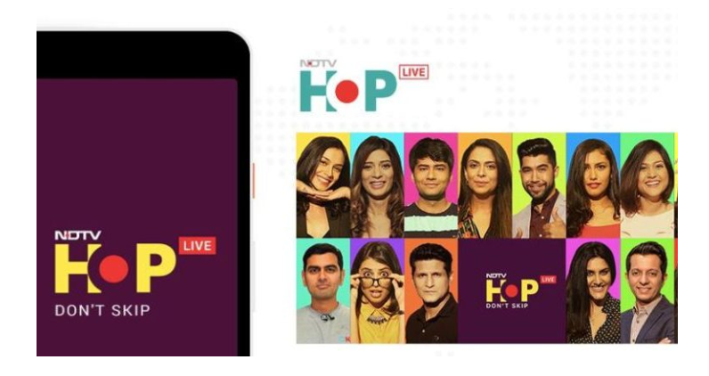 Airtel & NDTV Launch World's First Live Channel For Smartphones