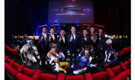 Thai cinema operator Major Cineplex has expanded its cinema business with the launch of a new eSports theatre, claiming to be the first in the world.