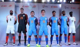 India 2019 AFC Asia Cup Kit