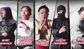 Insurer Berjaya Sompo Silent Guardians Prequel