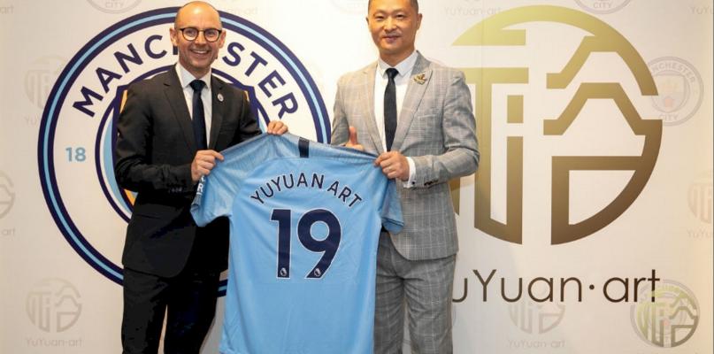 Manchester City Yu Yuan Art