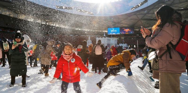2022 Beijing Winter Olympics China Dairy War