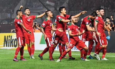 2034 FIFA World Cup Bid Indonesia Australia