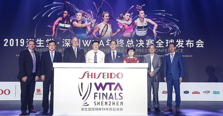 Japanese Cosmetic Giant Shiseido Widens Its Sponsorship