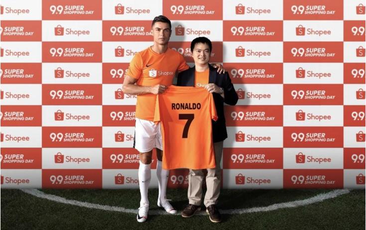 Shopee Cristiano Ronaldo