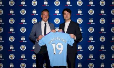 Superbloke Manchester City