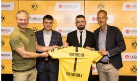 Borussia Dortmund InstaForex Forex