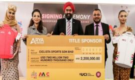 Arya Premier LTdF Cycling Event