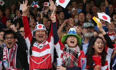 Rugby World Cup Japan Fans