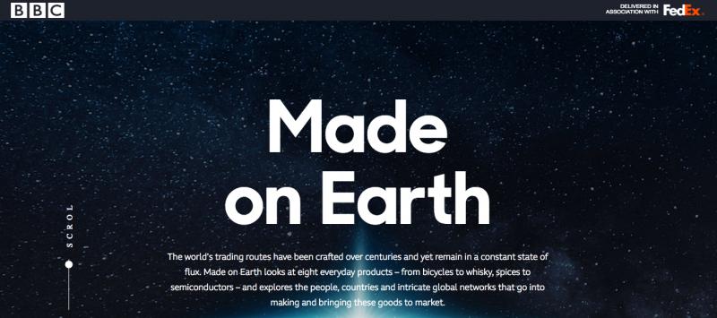 FedEx BBC Made on Earth