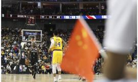 NBA China Backlash