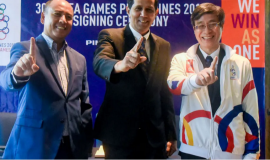 Pinaco 2019 SEA Games
