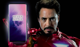 OnePlus Robert Downey Jr