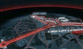 vietnam Formula One track map